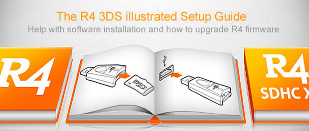 R4DS R4 3DS installation guide